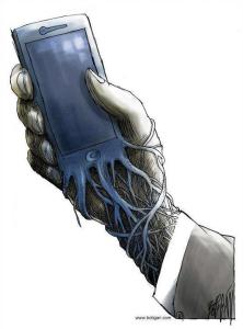 slave-to-your-cell-phone-mobile-phone-addiction-cell-phone-slaves-technology-slaves